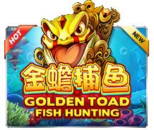 Golden-toad-เกมยิงปลา