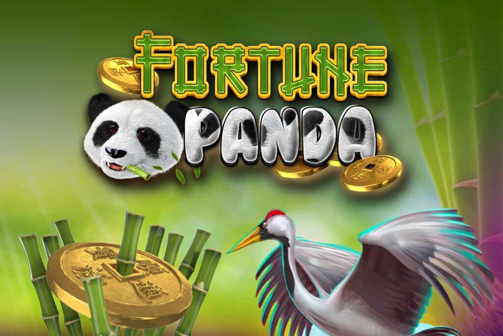สล็อตยอดนิยม Fortune panda