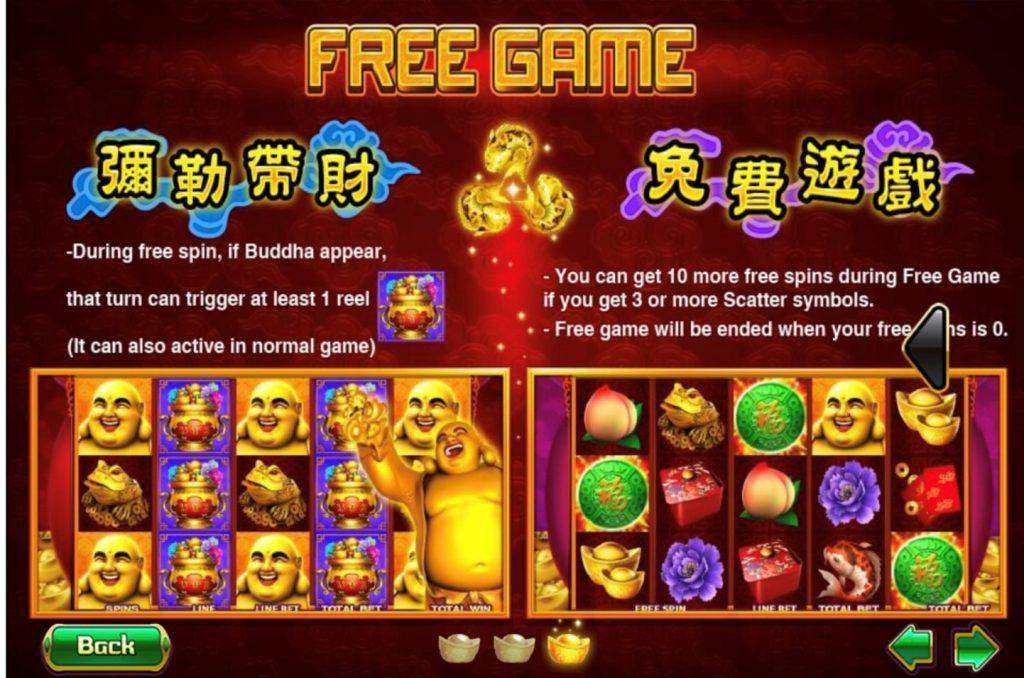 รีวิวเกมสล็อต-Happy-Buddha