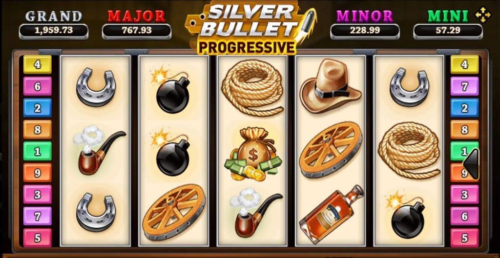 SilverBullet-รีวิวเกมสล็อต