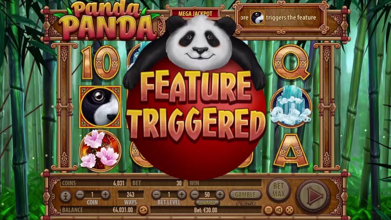 เกมสล็อต-Panda-Master