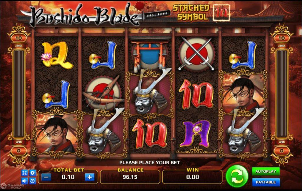 ทดลองเล่น Bushido Blade หน้าเกม