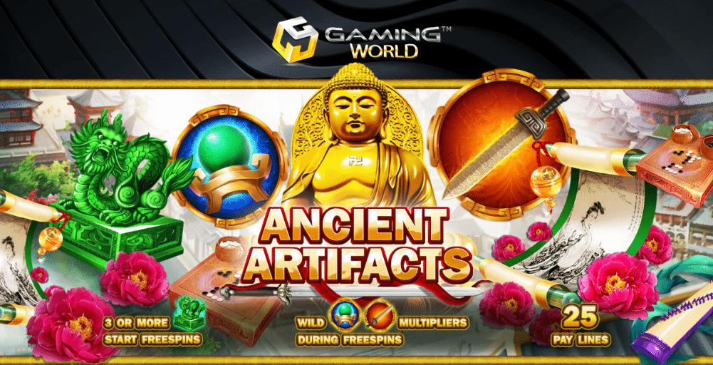 slotxo Ancient Artifacts