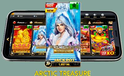 slotxo Arctic Treasure