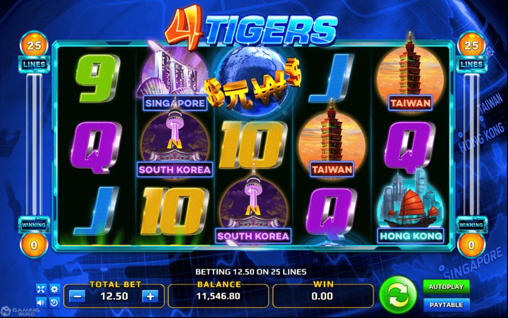 4 Tigers-1