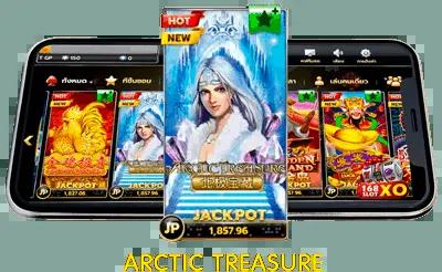 Arctic Treasure 3