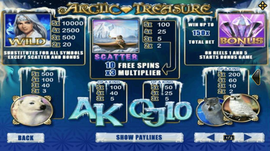 Arctic Treasure 6