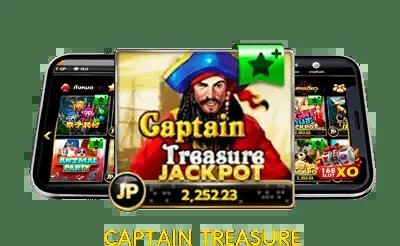 Captains Treasure 4
