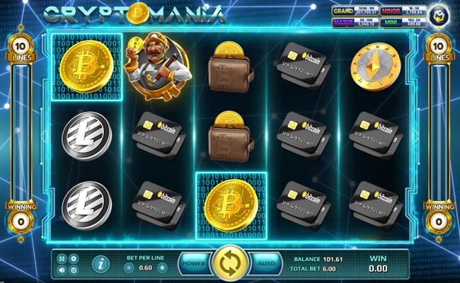 Crypto Mania 1