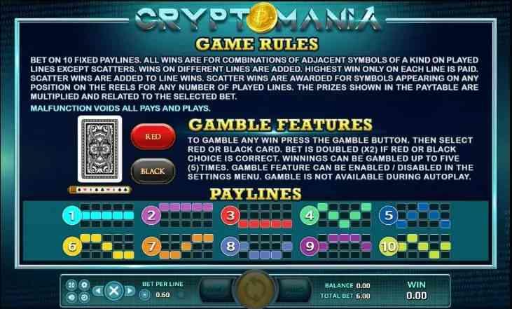 Crypto Mania 3