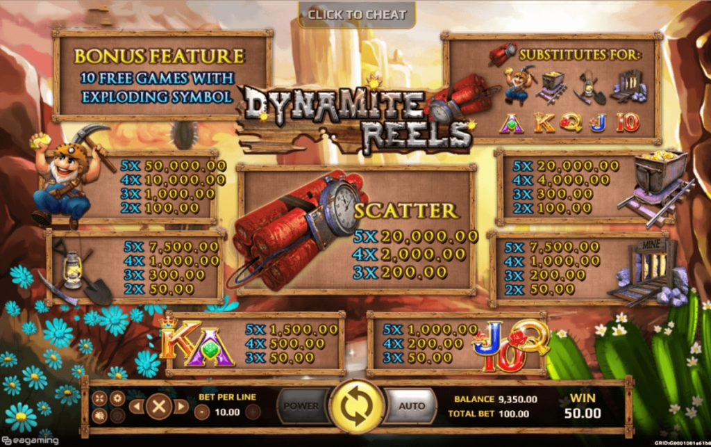 Dynamite Reels 2