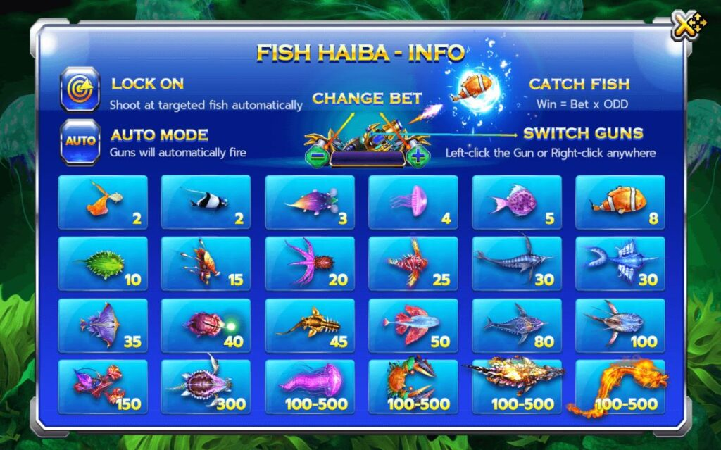 Fish Hunter Hai Ba 3