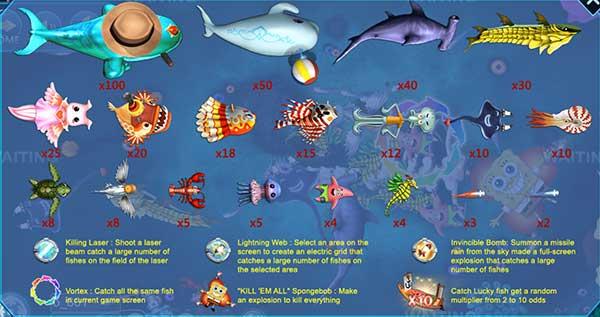 Fish Hunter Spongebob 3