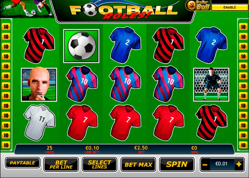 Football Rules 3