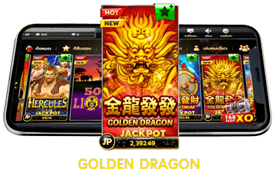 Golden Dragon 3