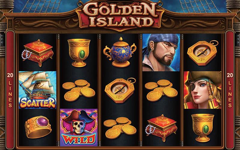 Golden Island 1