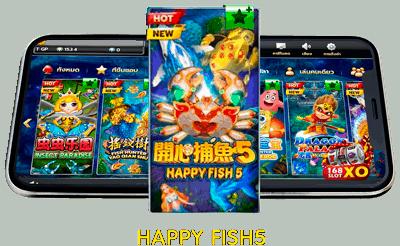 Happy Fish 5 4