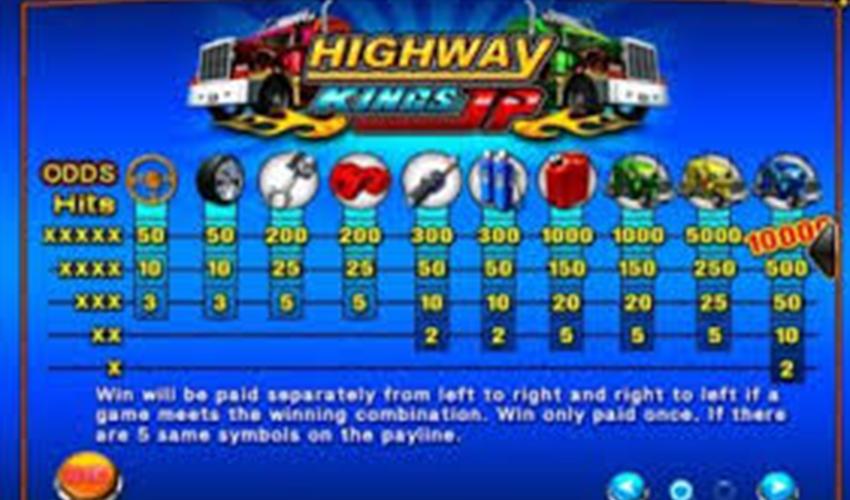 Highway kings JP 5