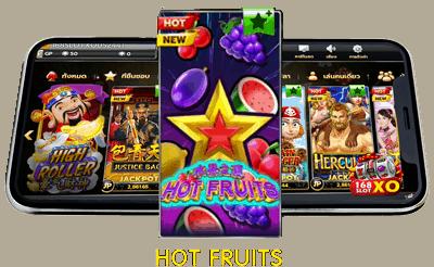 Hot Fruits 4