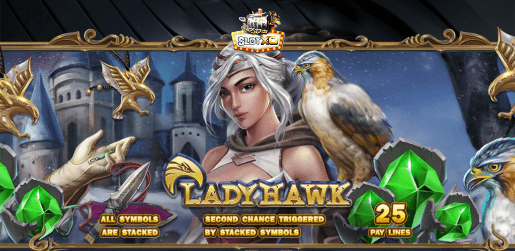 Lady Hawk ปก2