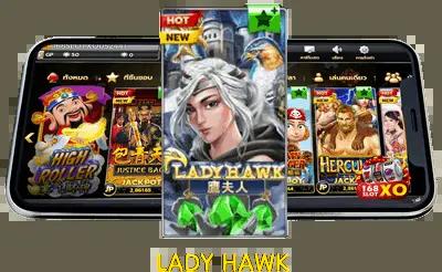 Lady Hawk 2