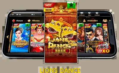 Lions Dance 5