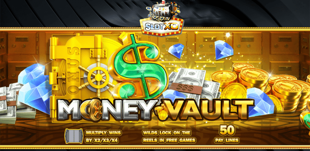 Money Vault ปก2