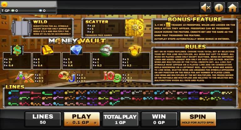 Money Vault 4