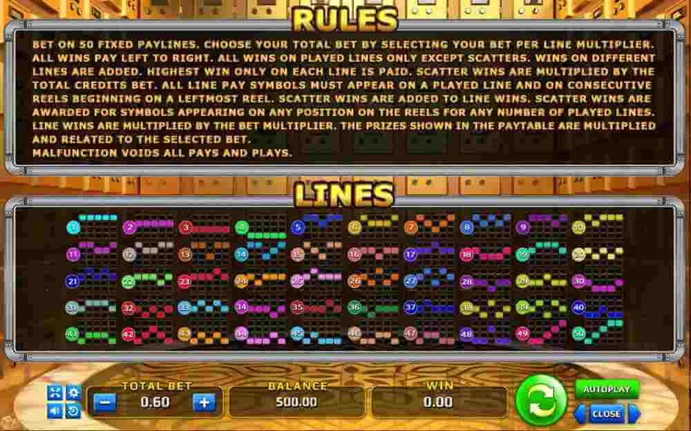 Money Vault 5