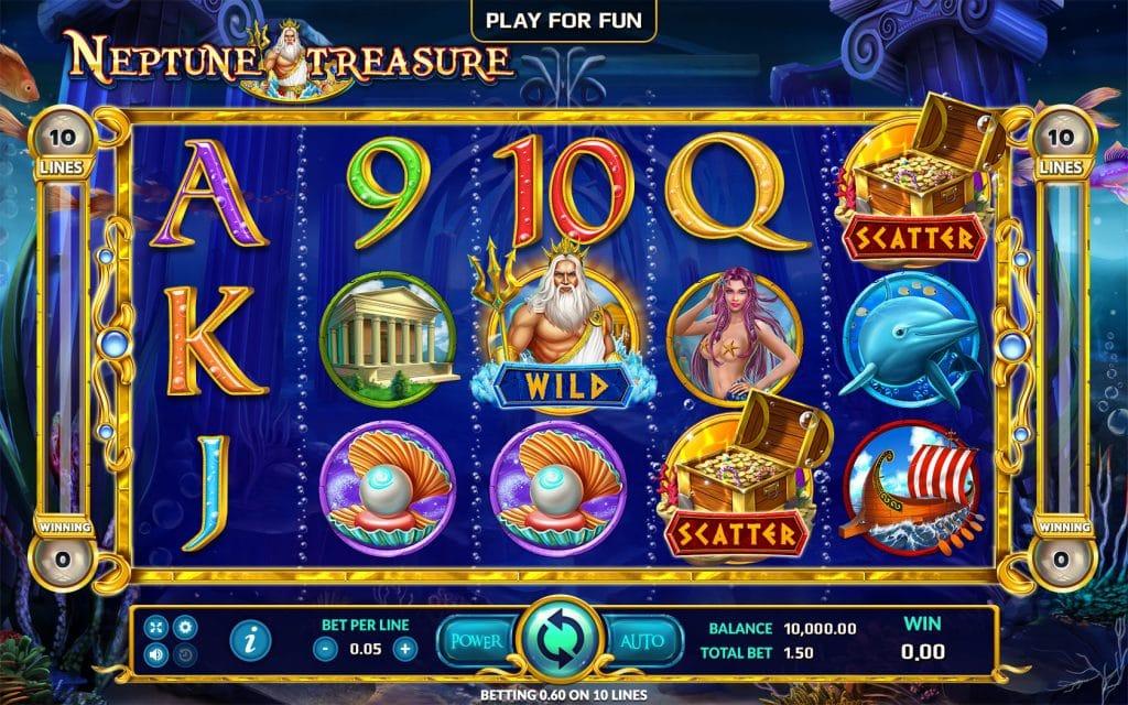 Neptune Treasure 2