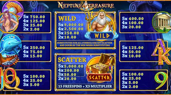 Neptune Treasure 6