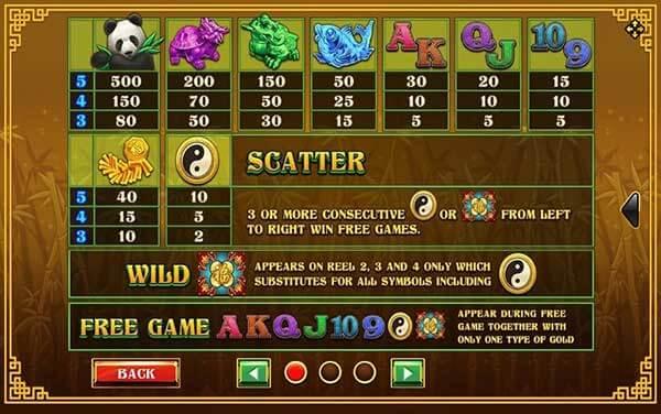 เกมสล็อต-Lucky-Panda