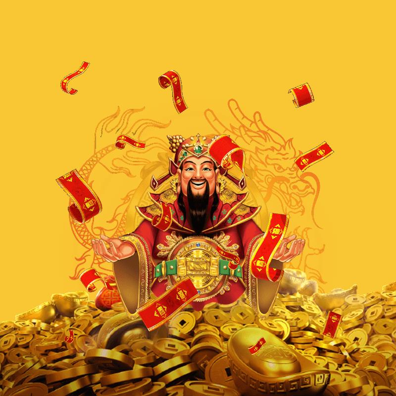 Caishen Riches -riches-gw