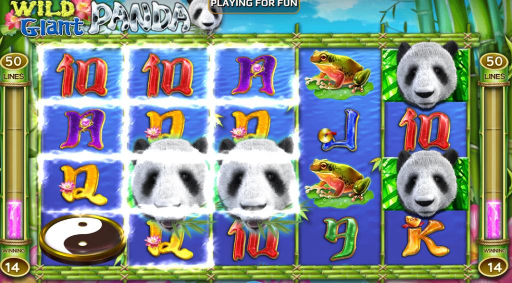 รีวิวเกมสล็อต-panda