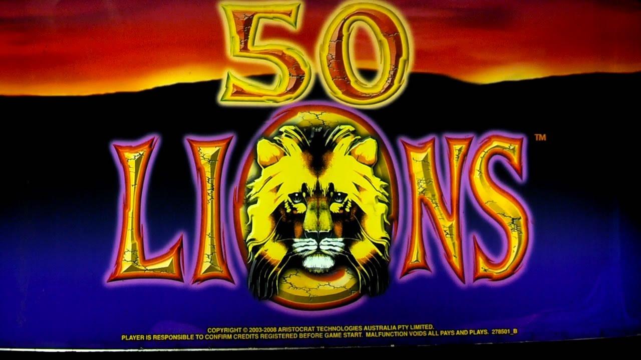 slotxo 50 Lions