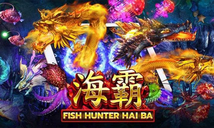 slotxo Fish Hunter Hai Ba