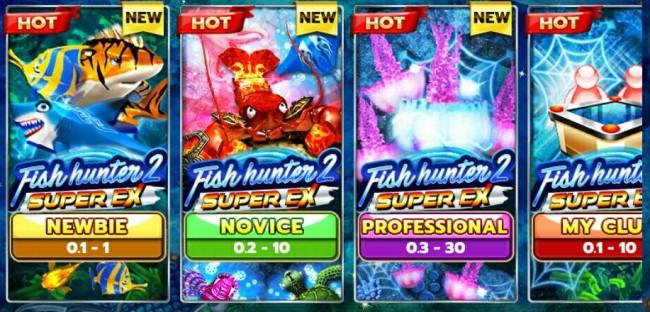 slotxo Fish Hunter 2 Super Ex Professional