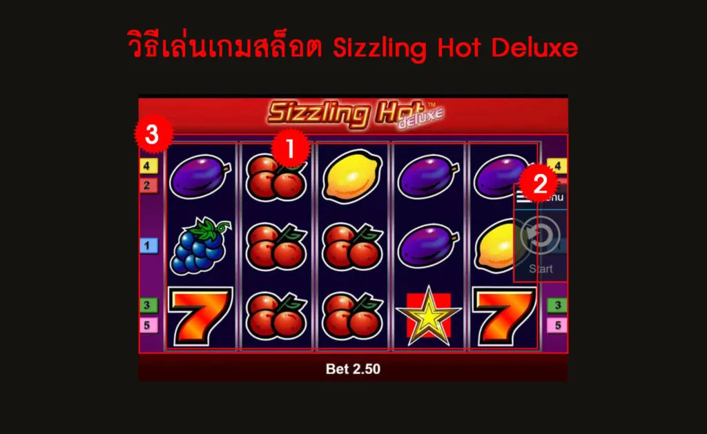 7 Sizzling Hot Deluxe 3