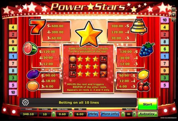 Power Stars 3