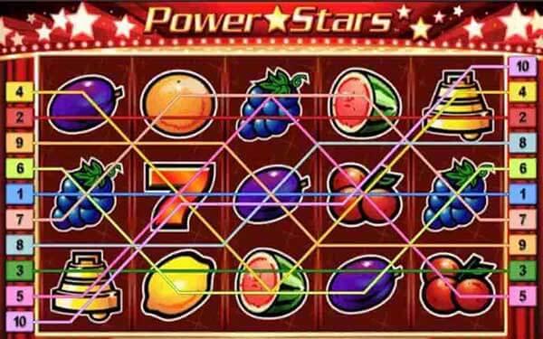 Power Stars 4