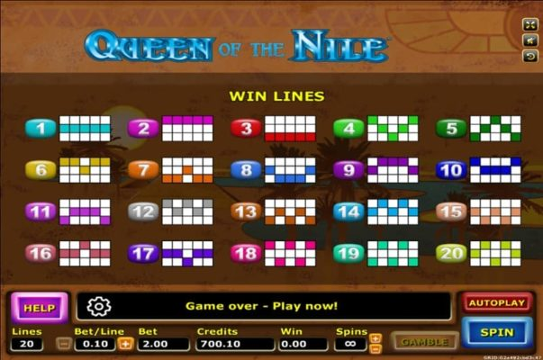 Queen Of The Nile 5