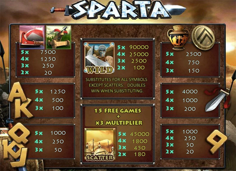 Sparta 5