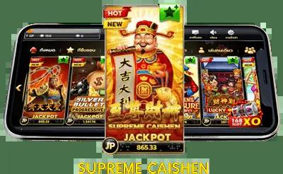 Supreme Caishen 2