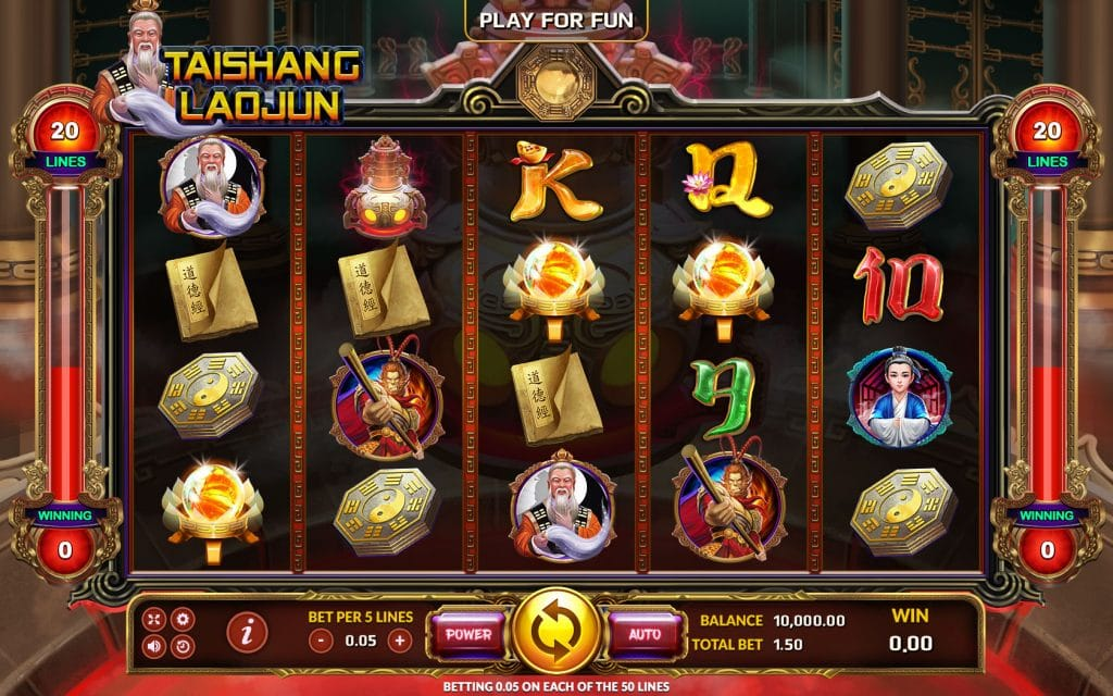Tai Shang Lao Jun 1