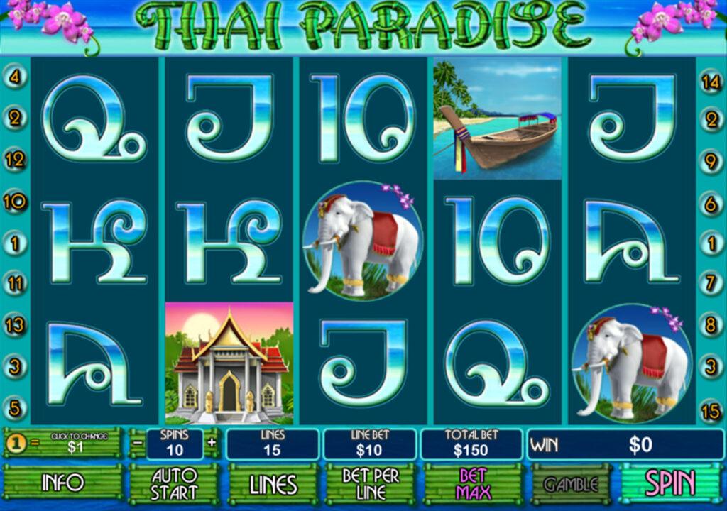 Thai Paradise 1