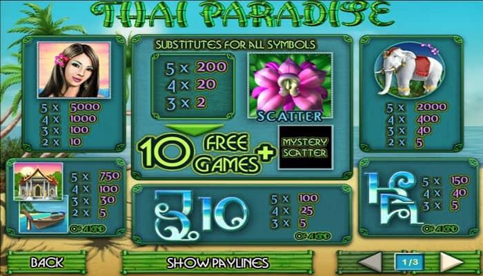 Thai Paradise 2