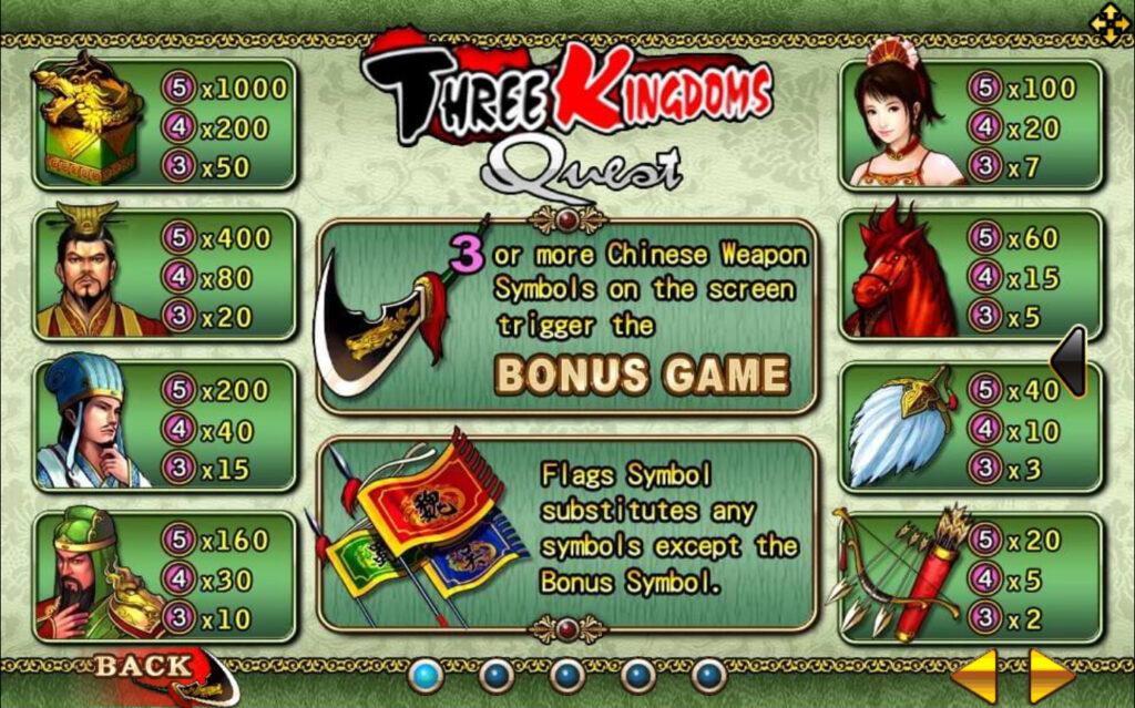 Three Kingdoms Quest 3