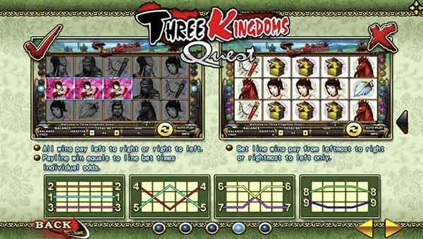 Three Kingdoms Quest 4