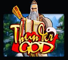 Thunder God ปก1