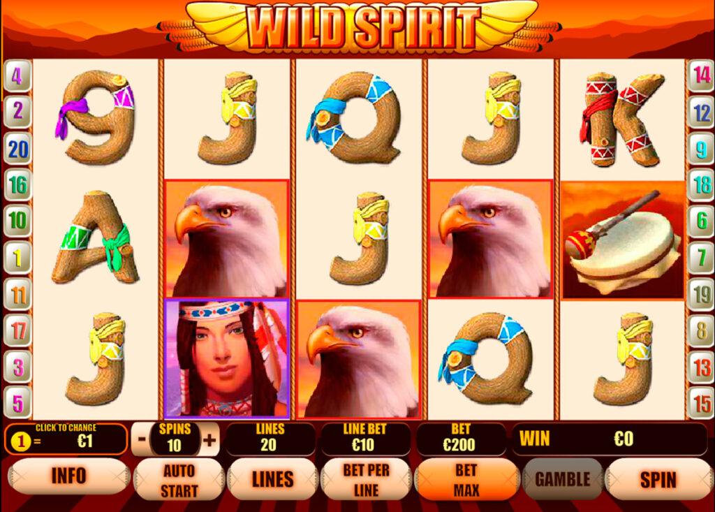 Wild Spirit 1